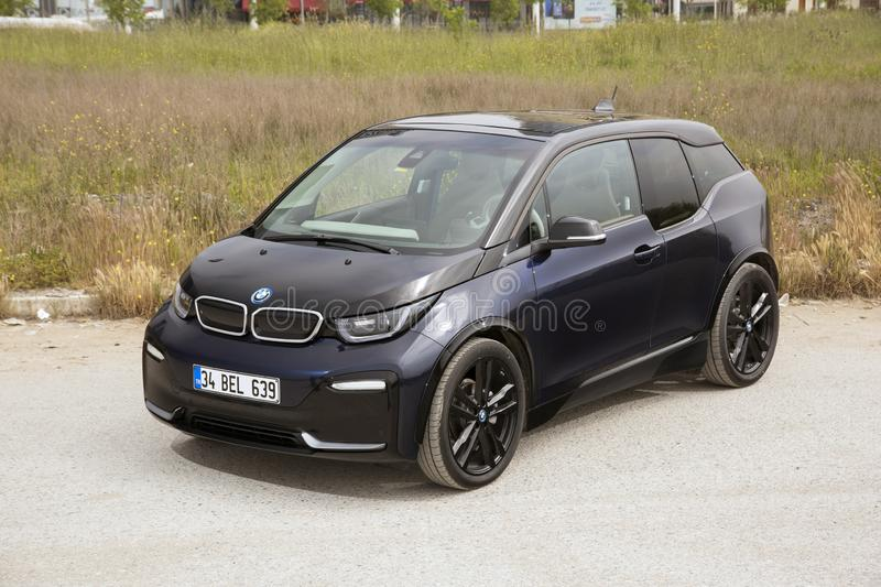 BMW i3 stock photos