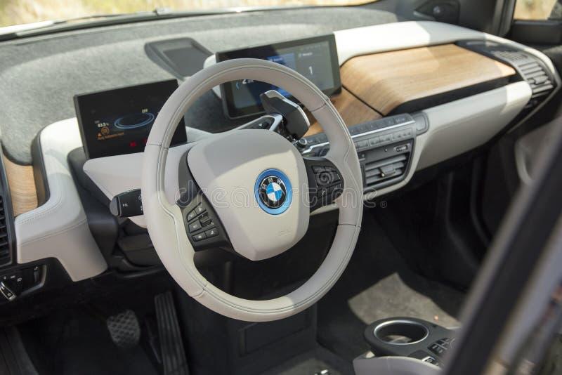 BMW i3 stock foto's