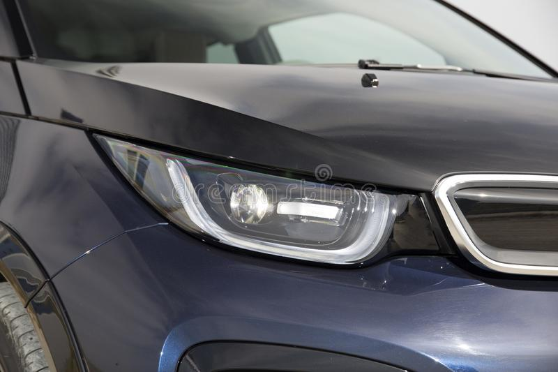 BMW i3 fotografia royalty free