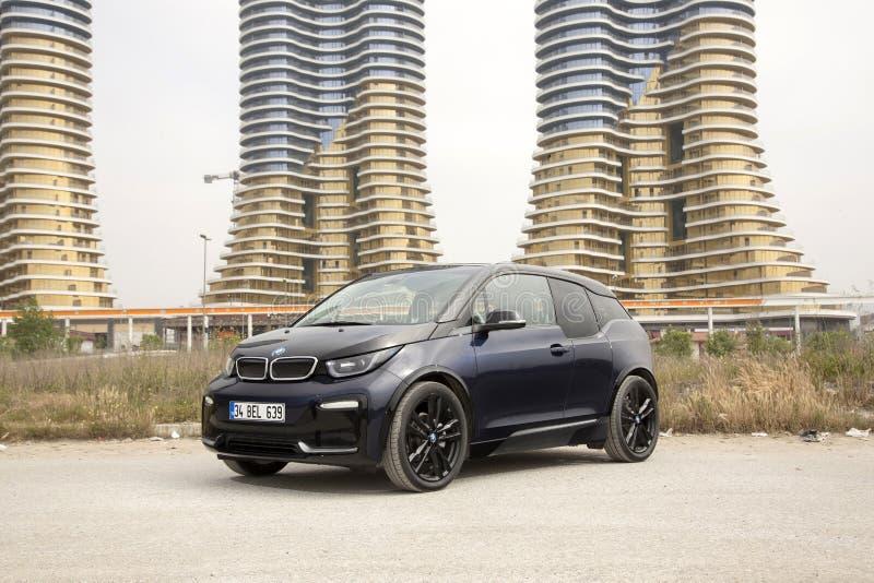 BMW i3 obrazy stock