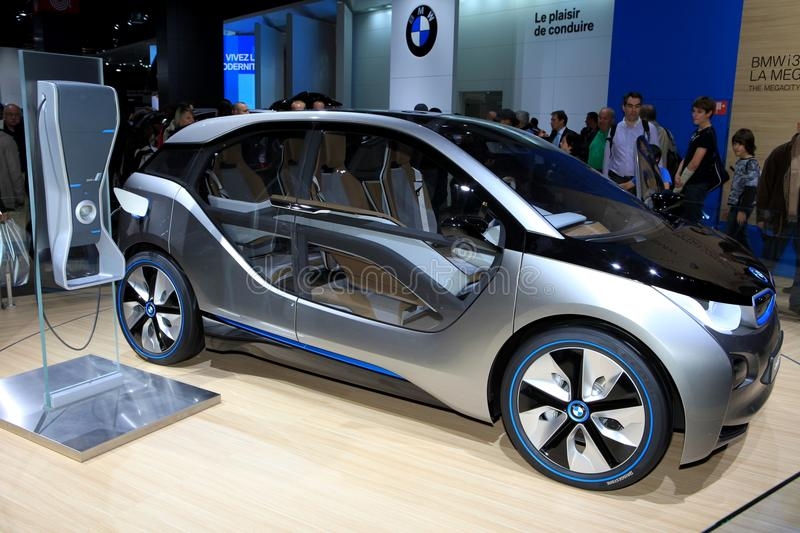 The BMW i3 Concept royalty free stock images