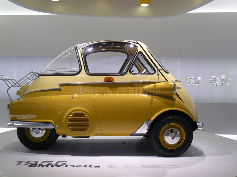 Download BMW Isetta Editorial Stock Photo - Image: 9344203
