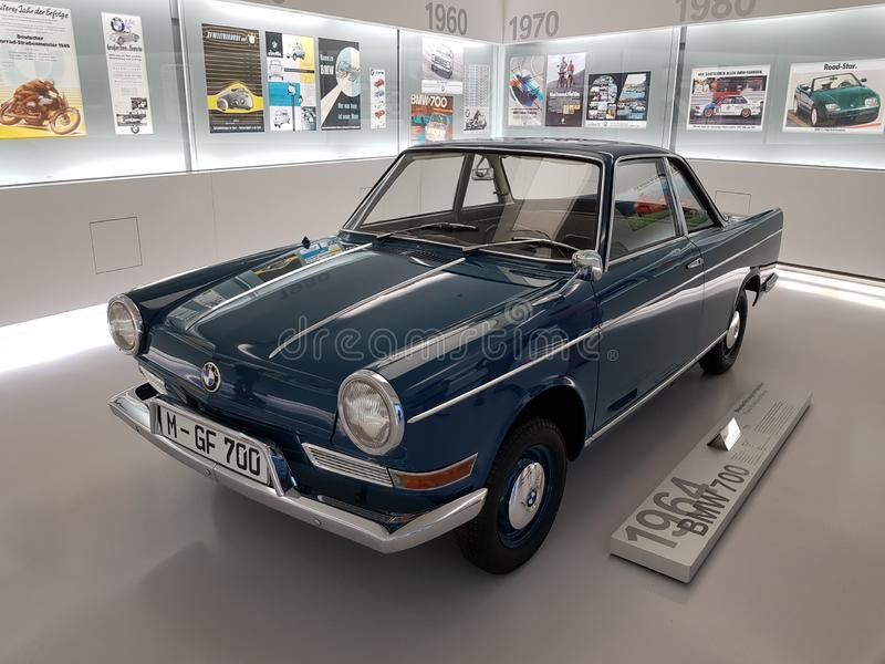 1964 BMW 700 zdjęcia royalty free