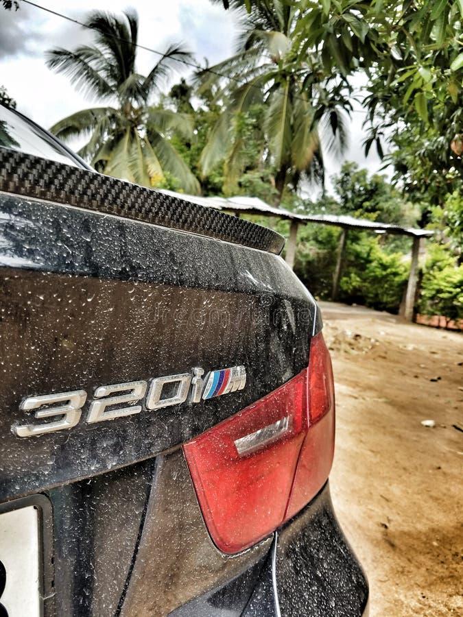 Bmw livetodrive zdjęcie stock
