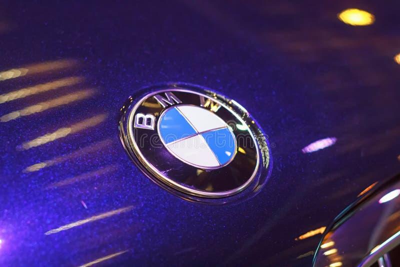 Bmw logo obraz royalty free
