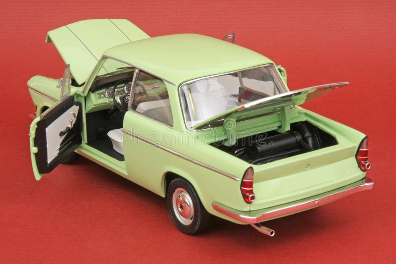 Download BMW LS Luxus 1962 stock photo. Image of vintage, collectible - 7524566