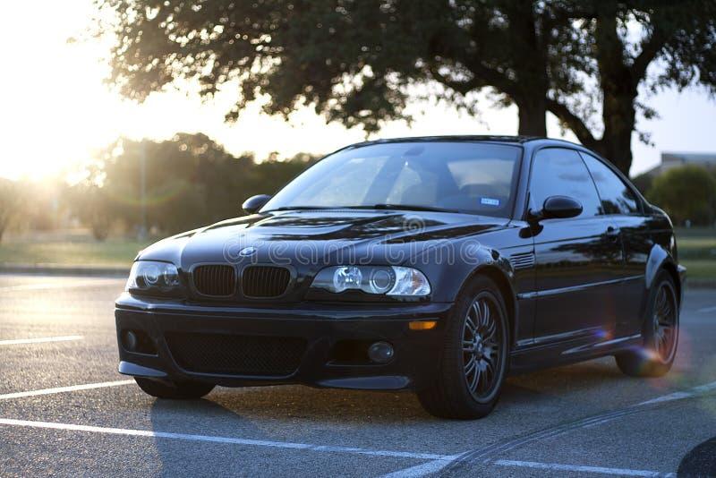 BMW M5 fotografia stock