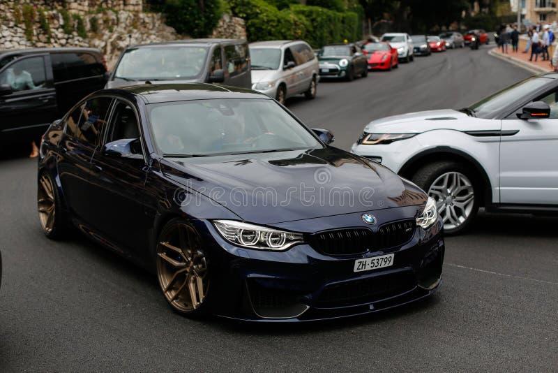BMW M3 F80 stock foto