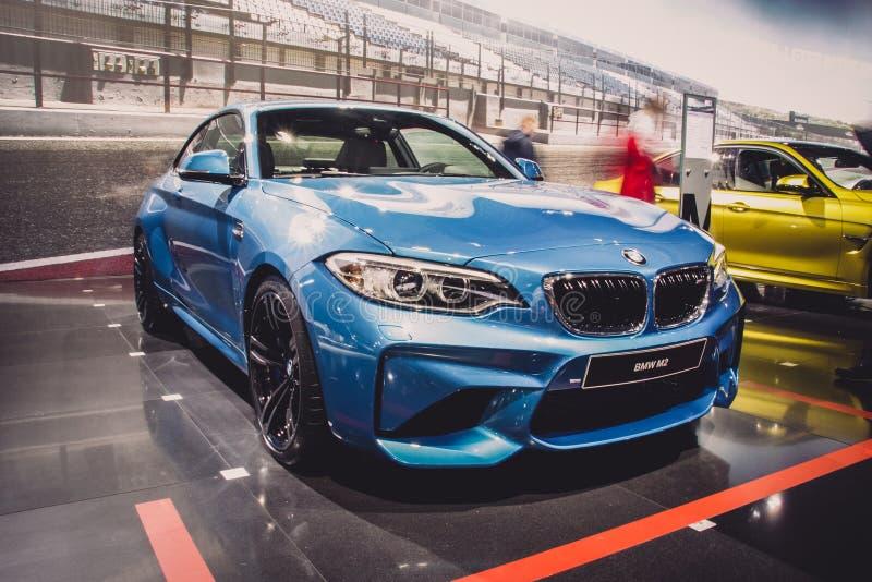 BMW M2 F87 photographie stock libre de droits