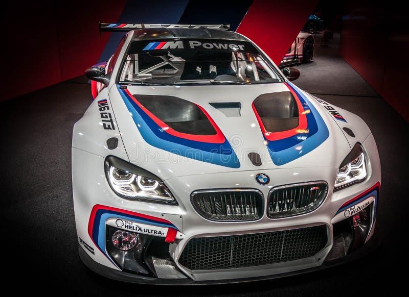 BMW M6 GT3 стоковая фотография rf