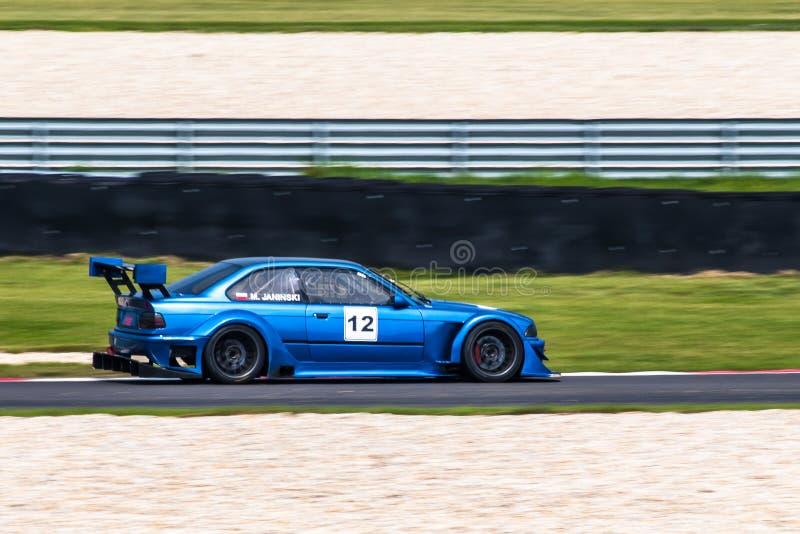 BMW M3 GTR imagenes de archivo