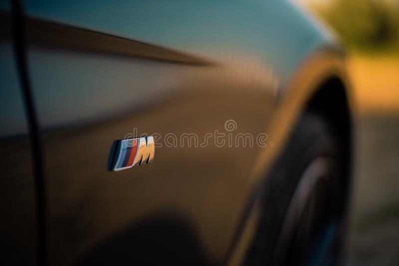 BMW M Logo images libres de droits