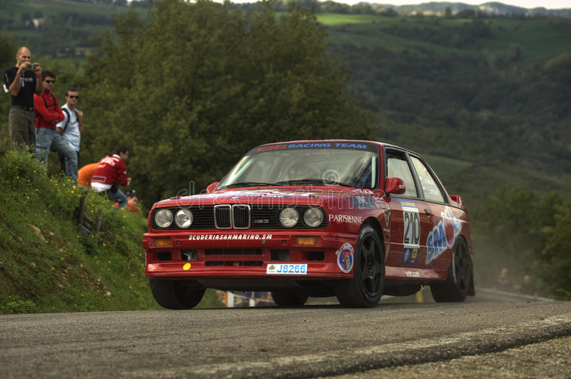 Download BMW M3 editorial photo. Image of delta, rally, event - 27285826