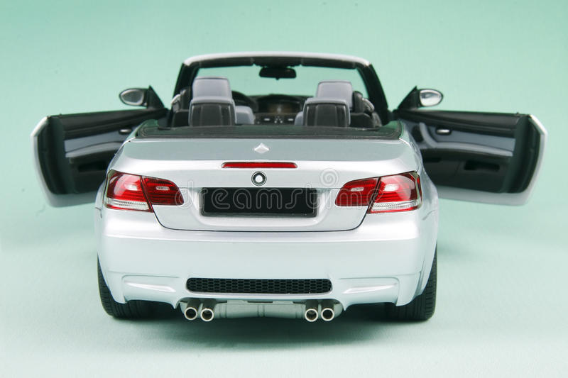 BMW M3 Convertible Stock Photography