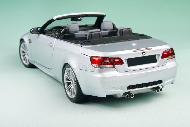 BMW M3 convertible royalty free stock image
