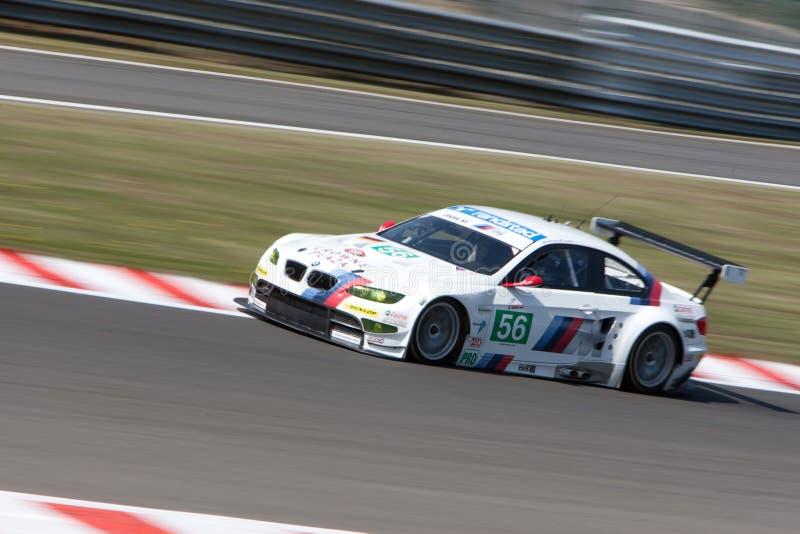 BMW M3 GTR royalty-vrije stock afbeelding