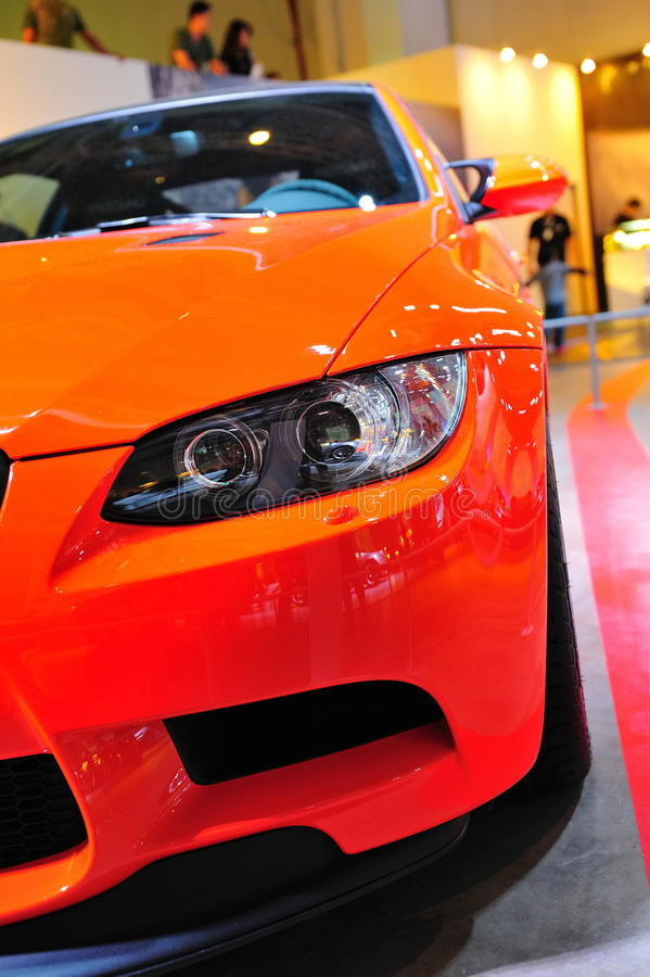 Download BMW M3 GTS editorial stock photo. Image of aerodynamic - 17137903