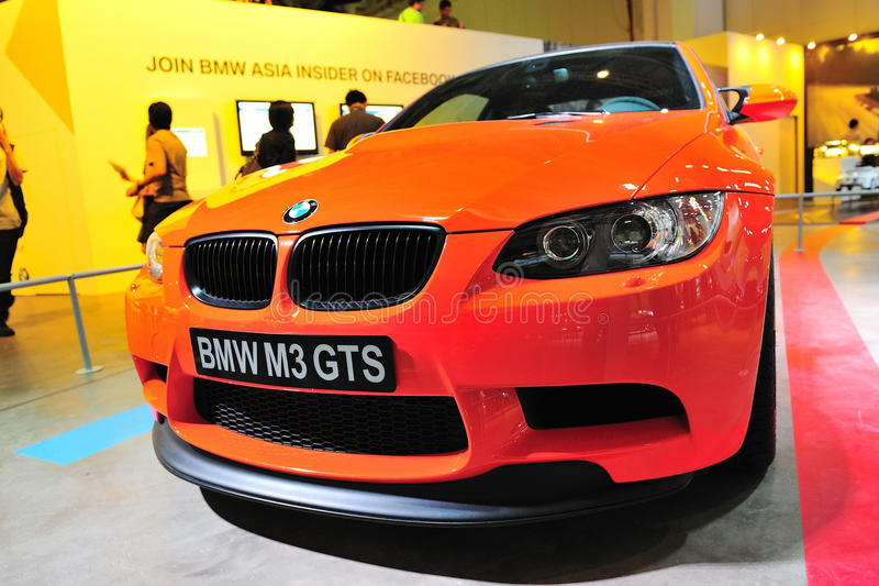 BMW M3 GTS Editorial Image