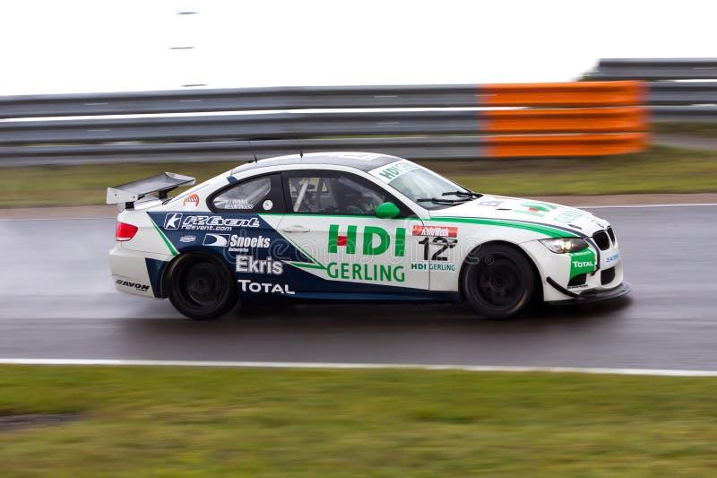 BMW M3 race royalty free stock photo