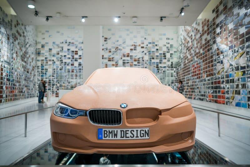 BMW modelo de 3 series foto de archivo