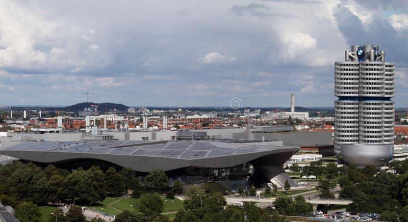 BMW Monaco di Baviera immagine stock libera da diritti
