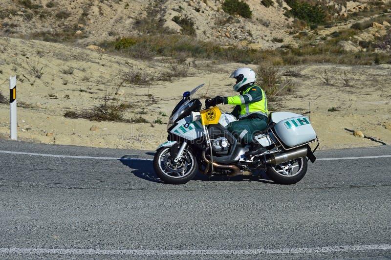 BMW-Motorrad stockfotografie