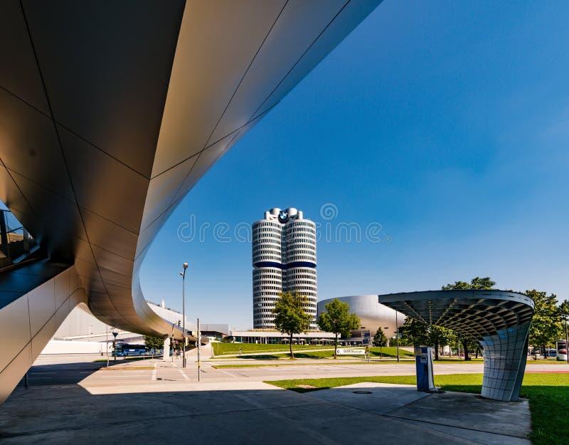 BMW Museum stockbild