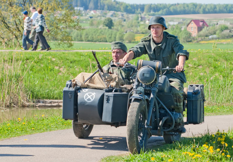Download BMW R12 motorcycle patrol editorial image. Image of motorcycle - 25194075