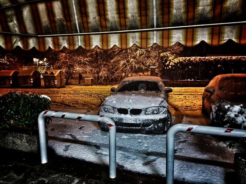 BMW 1 série image stock