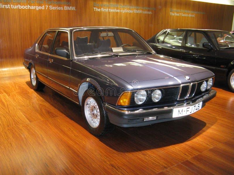 BMW 7 séries fotos de stock royalty free