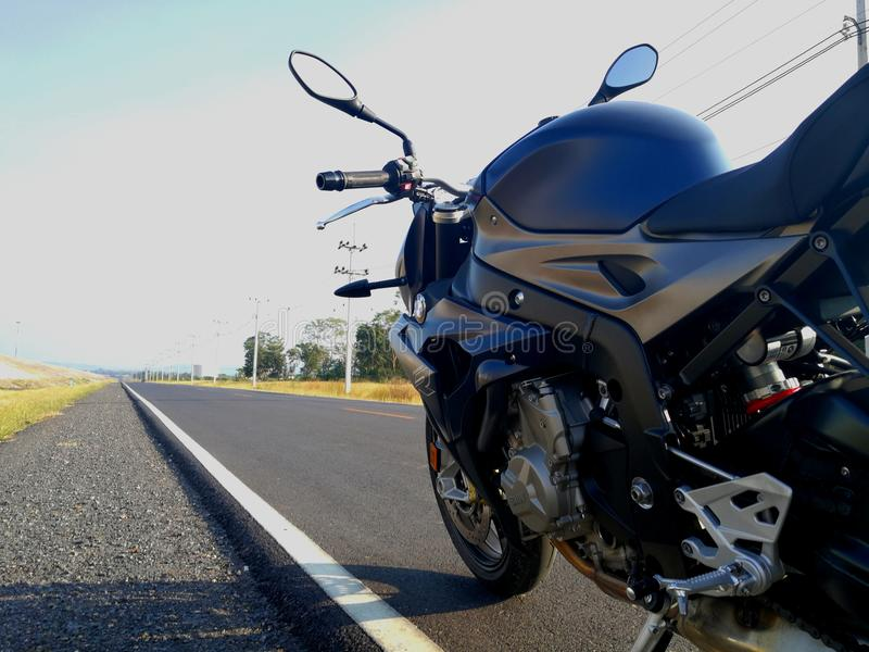 BMW S1000R 2015 model obrazy stock