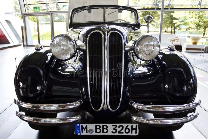 bmw samochodu klasyk zdjęcie royalty free