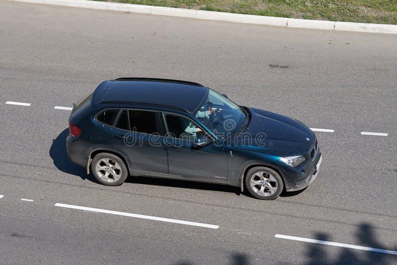BMW X1 photos libres de droits