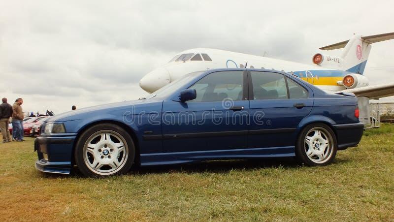 BMW 5 series imagen de archivo