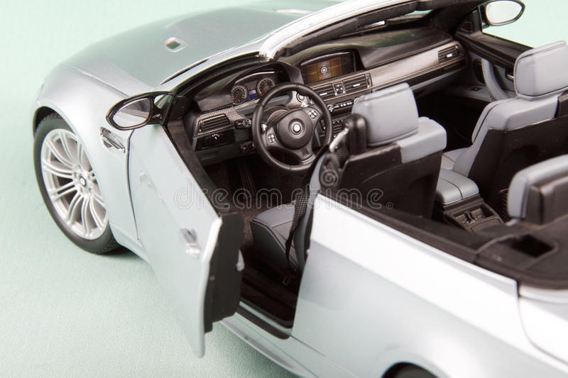 Download BMW sport car close-up. stock image. Image of light, convertible - 12654353