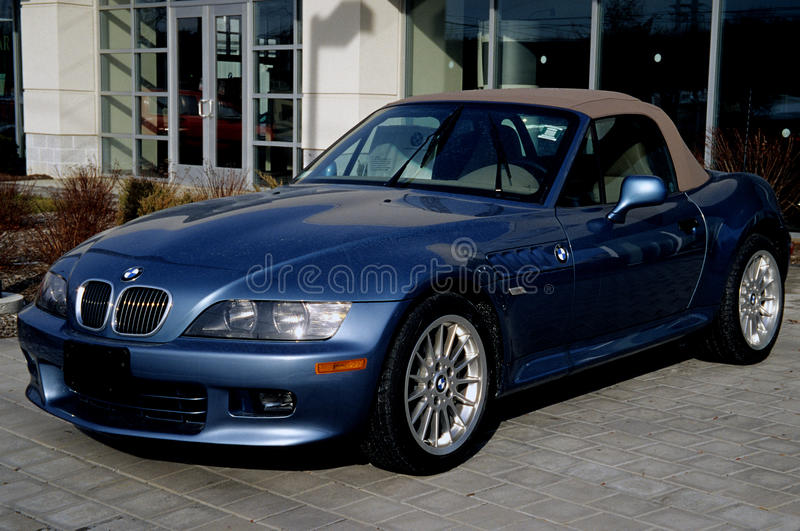 Download BMW Sports Car Editorial Photo Image Of German Wheeled