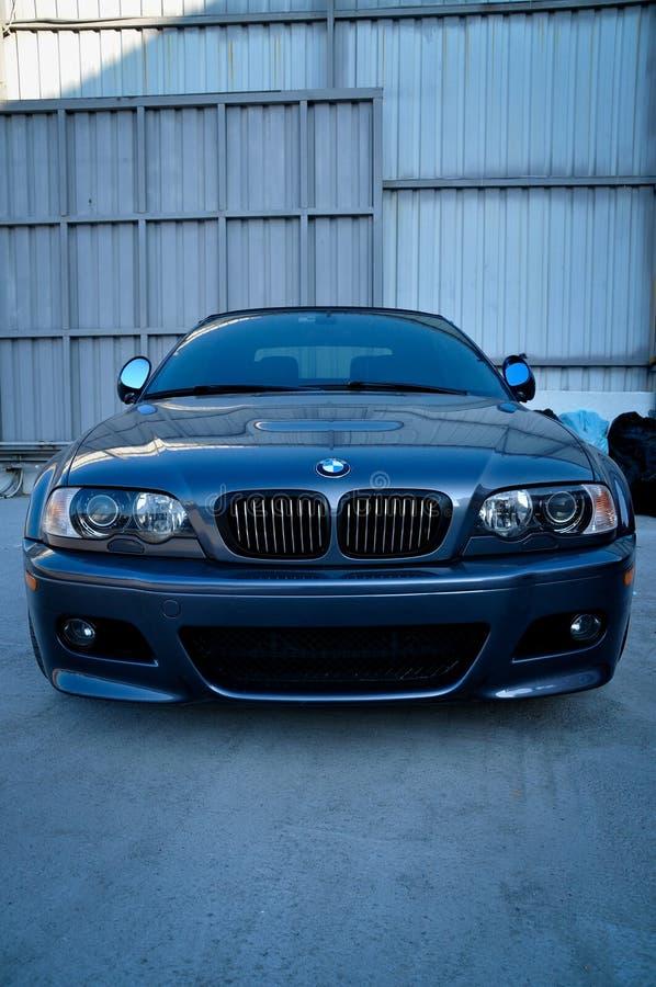 BMW-sportwagen stock foto's