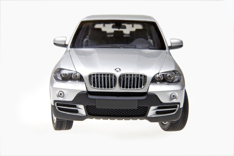 BMW SUV Royalty Free Stock Photography