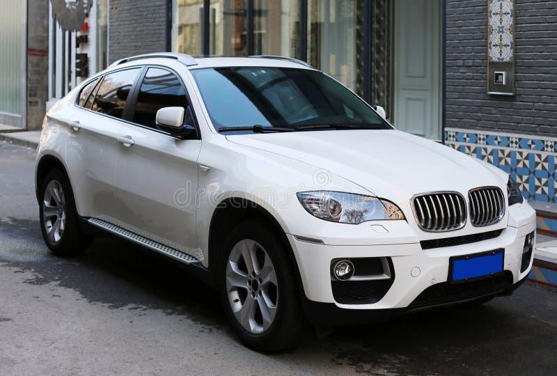 BMW SUV стоковые фотографии rf