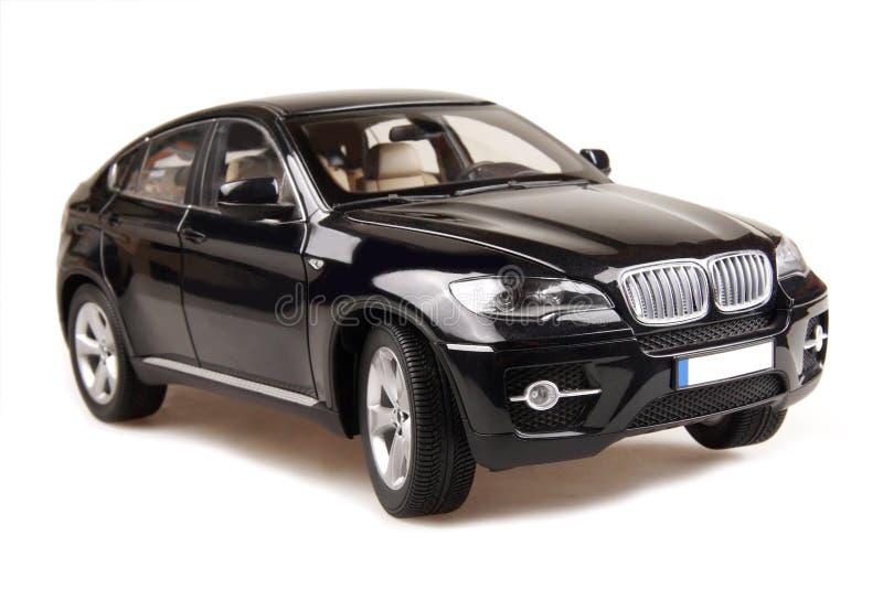 BMW suv car. Black BMW X6 suv infinity luxury german car on white royalty free stock photos