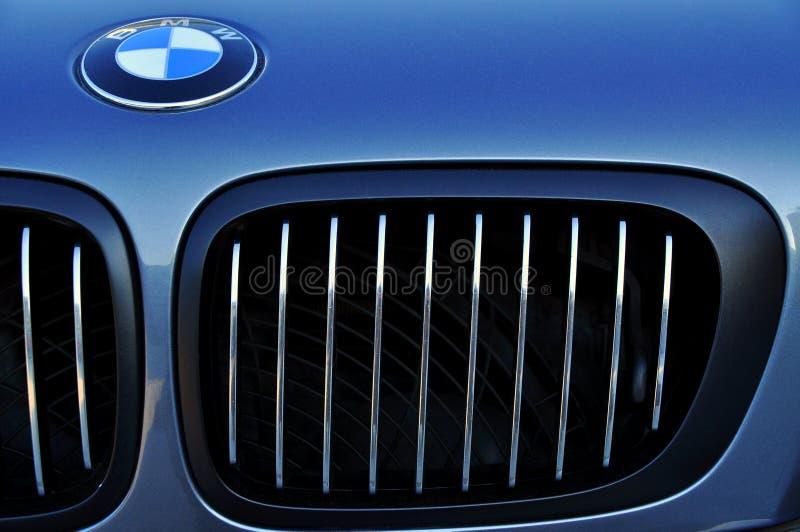 BMW symbol royalty free stock image