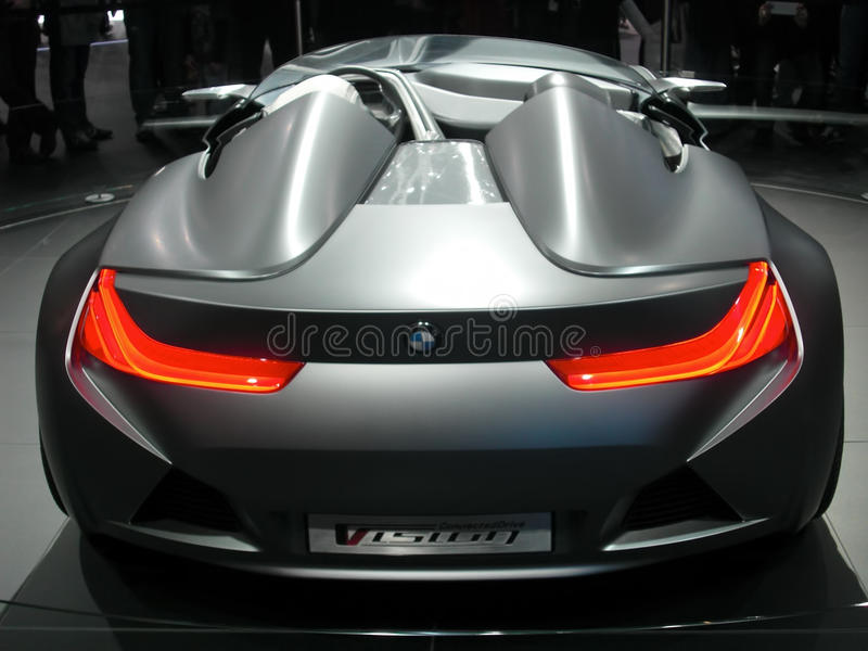 Download BMW Vision Connected Drive Editorial Stock Photo - Image: 18858978