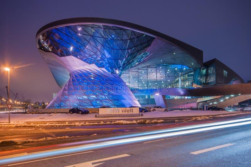 BMW World, Munich stock image