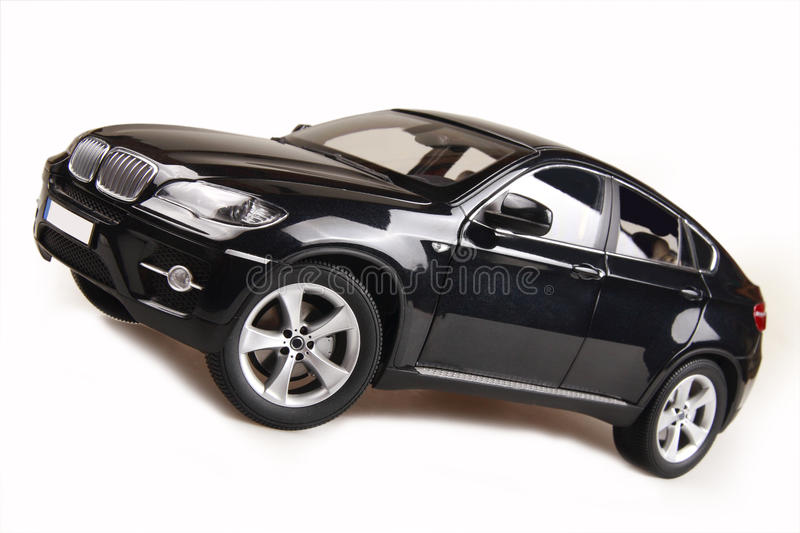 BMW X6 fotografia stock