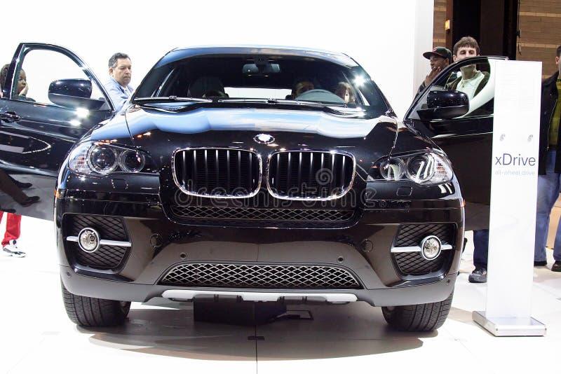 BMW X6 arkivfoton