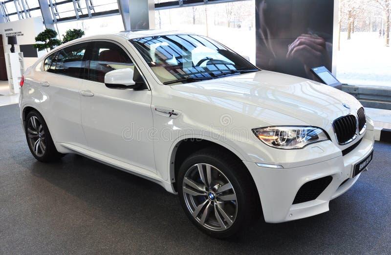 BMW X6 M 库存图片