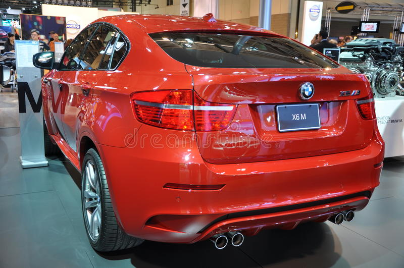Download BMW X6 SUV editorial stock photo. Image of canada, 2012 - 19131933