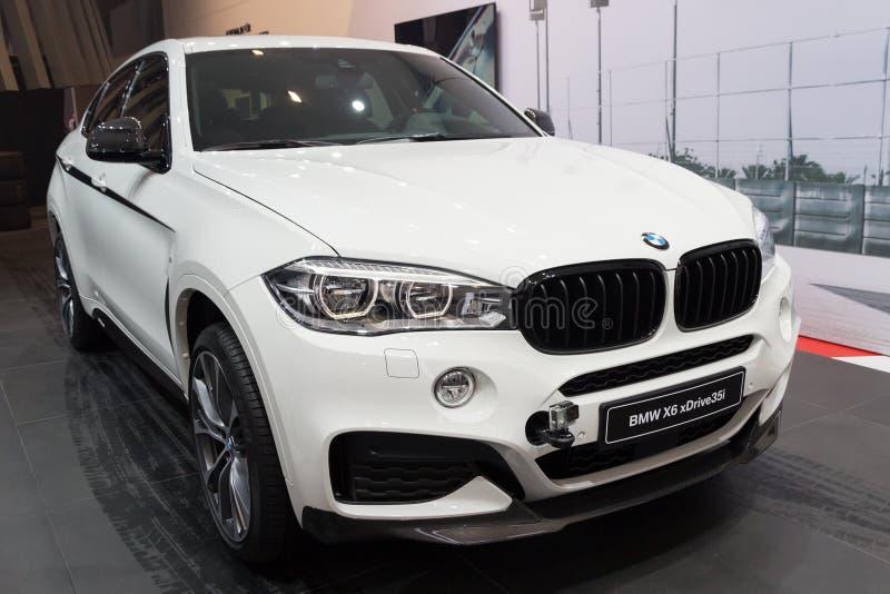 BMW X6 xDrive35i obraz royalty free