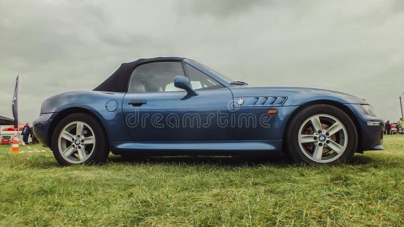 BMW Z3 image libre de droits