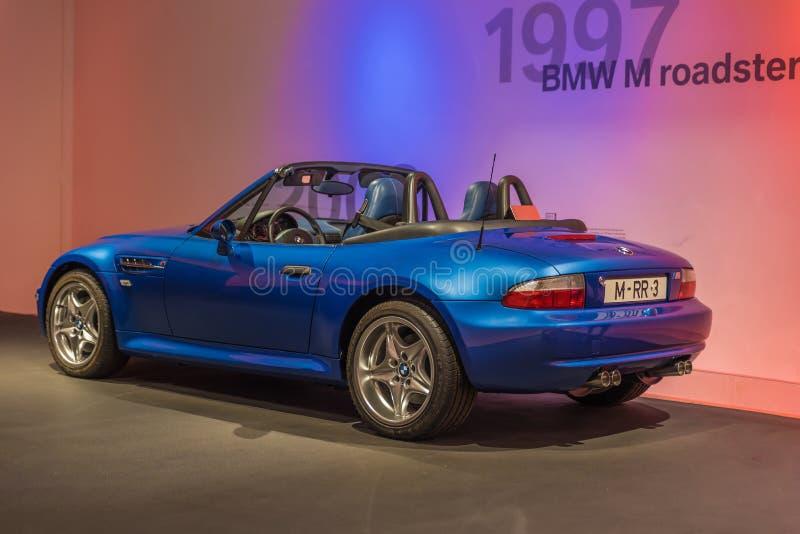 BMW Z3 M Roadster photographie stock libre de droits